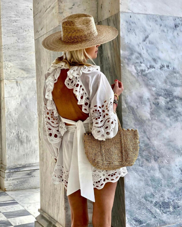 Lace Spetses Co-Ord
