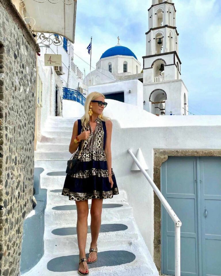 Lace Lace Sifnos Embroidered DressEmbroidered Dress
