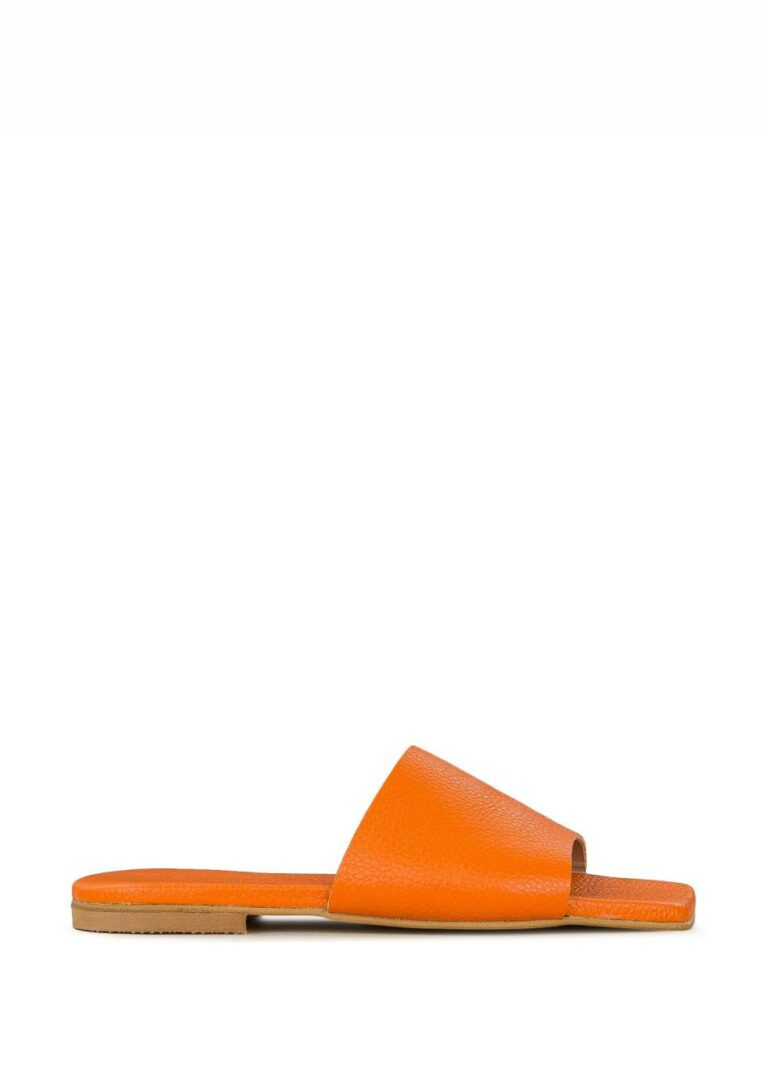 Be On Oran Leather Sandals