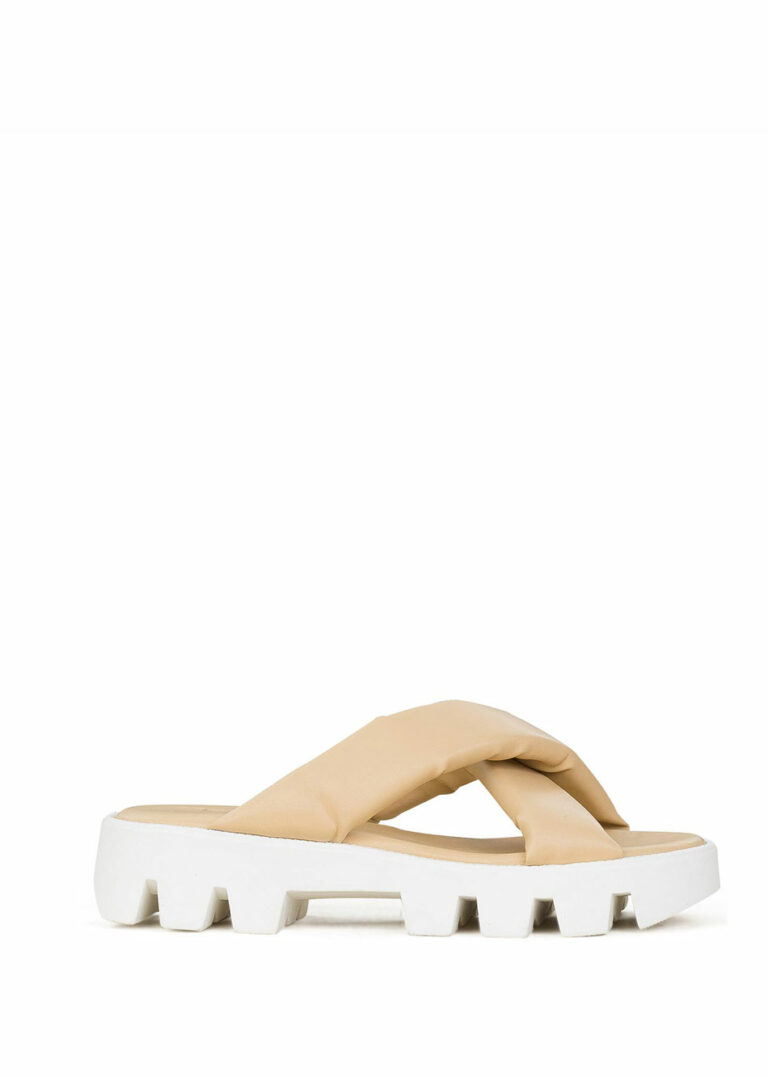 Be On The Lido Sandals Beige
