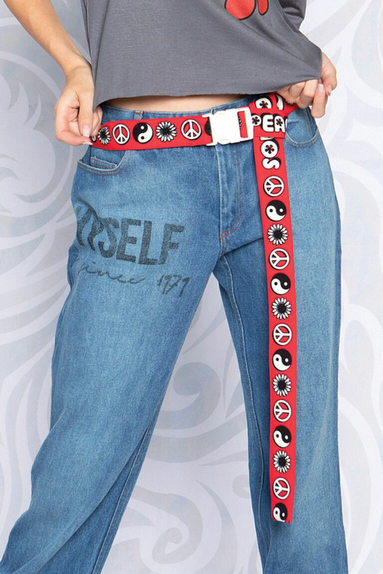 Peace & Chaos State Of Mind Belt