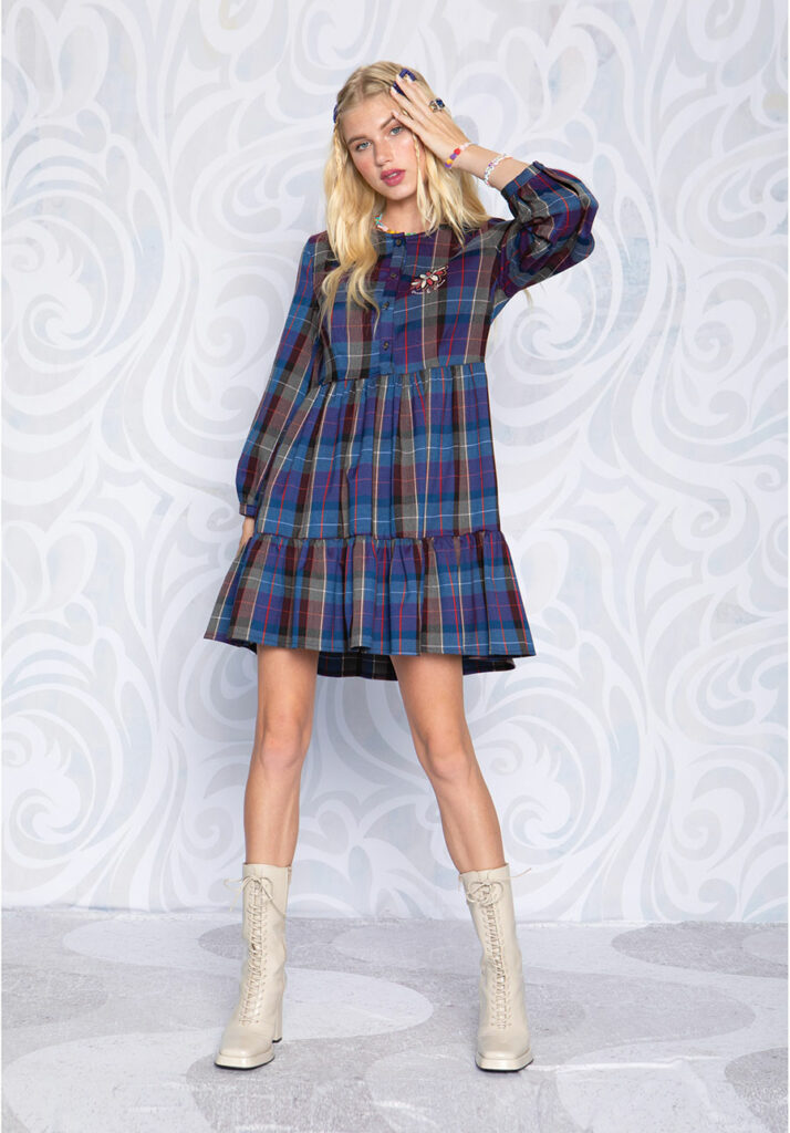 Peace & Chaos Schools Out Dress